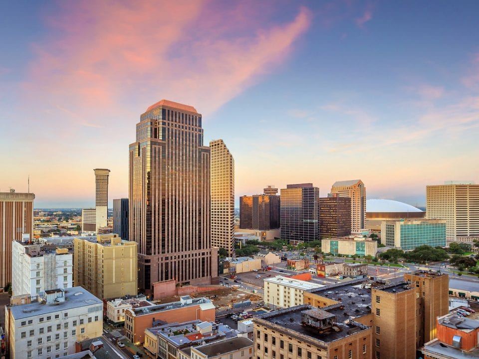 City of New Orleans, Lousiana