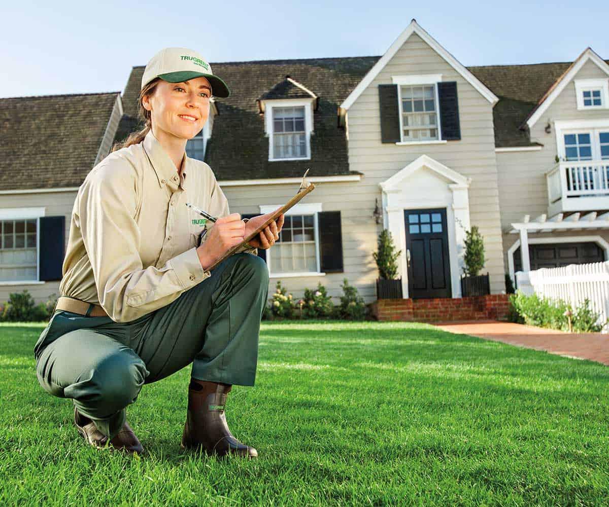 Lawn-technician
