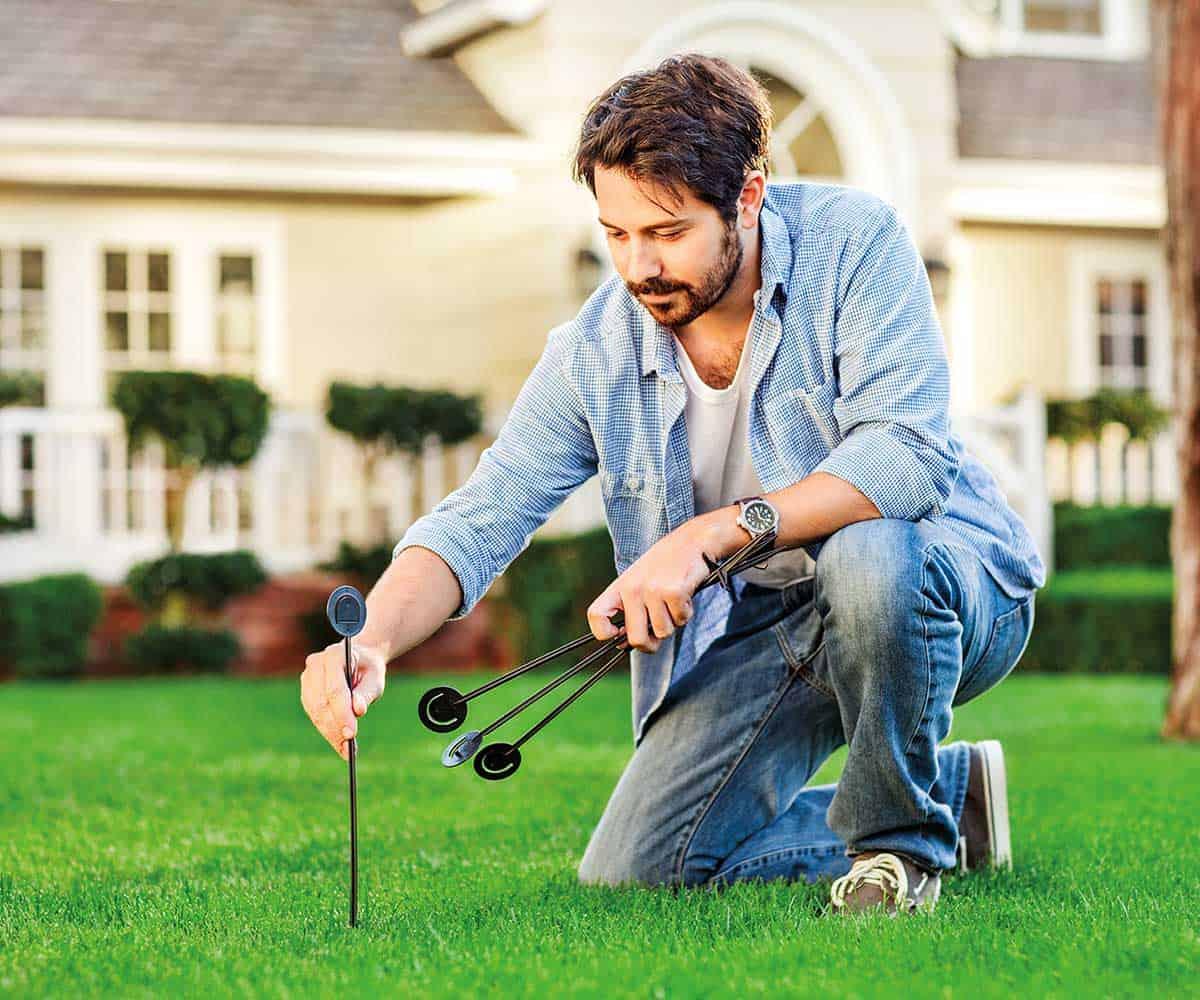 Man-on-beautiful-lawn