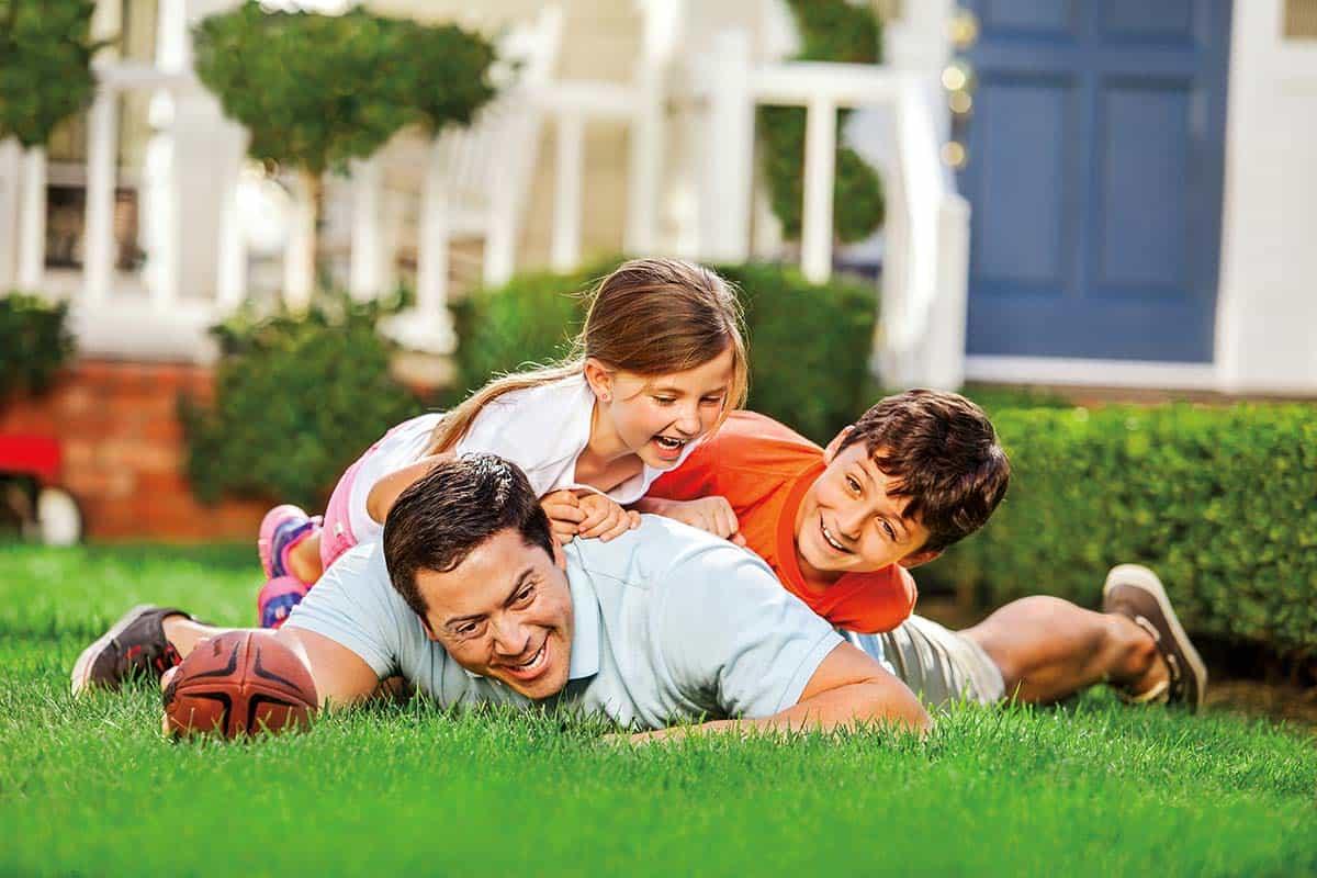 Playing-football-at-lawn