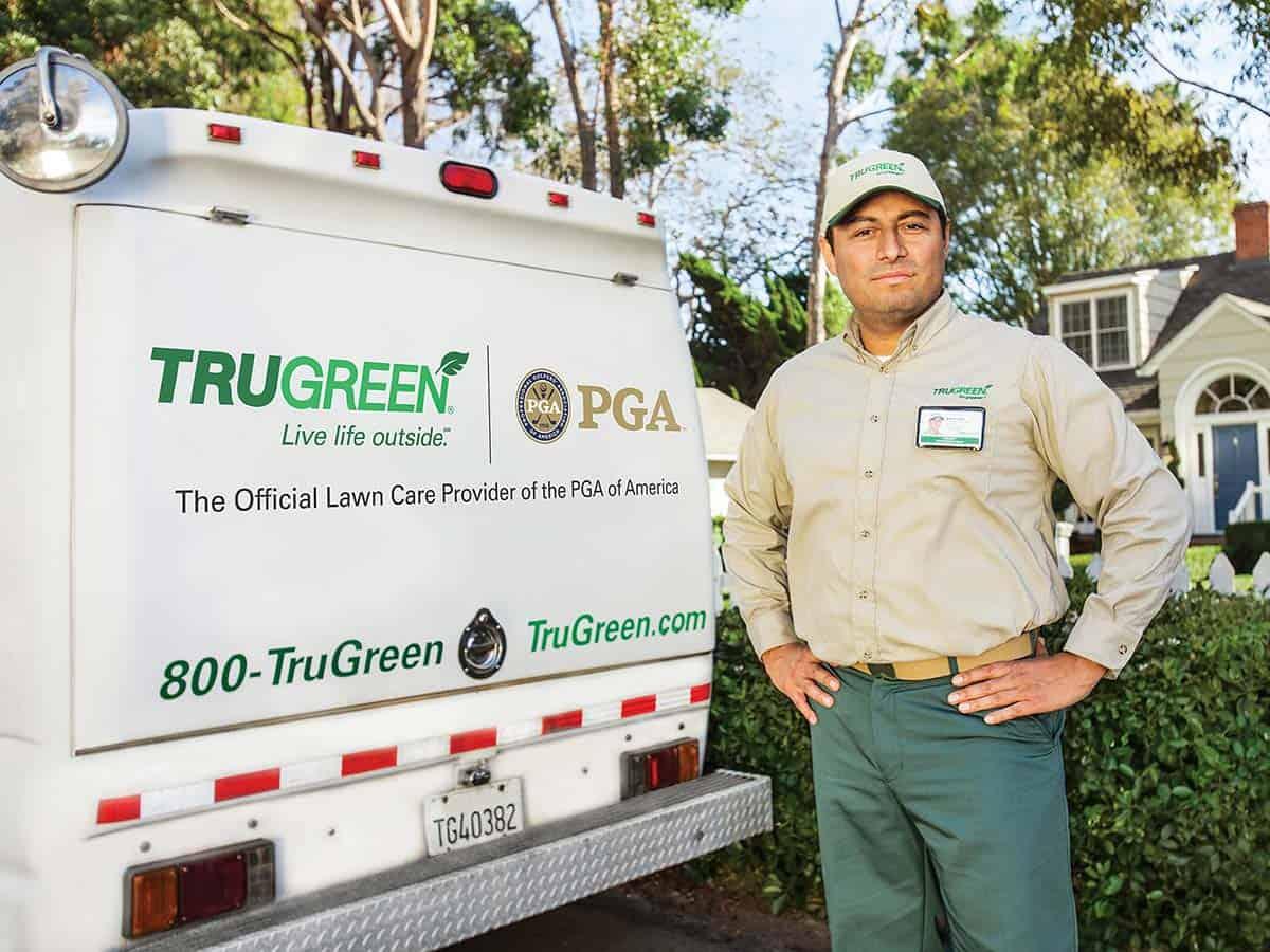 TruGreen-truck
