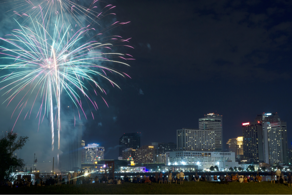 Best Ways To Spend The Fourth Of July In Baton Rouge
