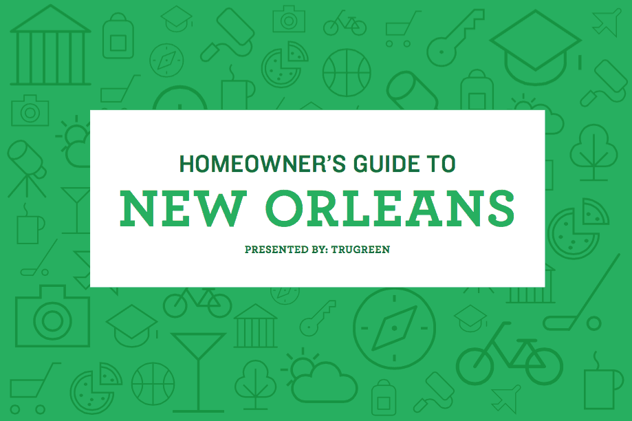 Homeowner's Guide to New Orleans logo